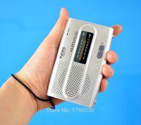 Wholesale Home Audio Video Equipments Radio BC R28 Radio Mini AM FM Receiver World Universal High Antenna Quality antenna sat