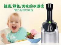Wholesale Hot sale Fruit Ice Cream Maker Household Ice Cream Machine Automatic Fruit yonana