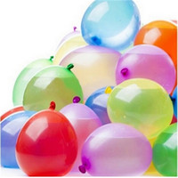 balloons games - Water Balloons Party Decoration Per Colorful Balloon Shooting Balloon Children Summer Water Balloon Game Toys Kids Water Bomb