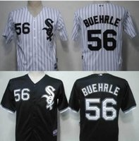 authentic mark buehrle jersey - Men s Chicago White Sox Jersey Mark Buehrle baseball Jersey White Black Gray authentic Stitched cool base baseball jerseys