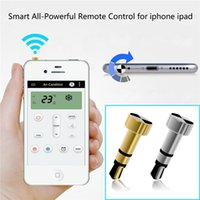 air conditioner for control box - universal smart remote control for iphone ipad for air conditioner TV box STB wireless infrared Jakcom controller cell phone accessories