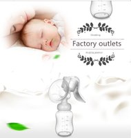 Wholesale Factory Outlets Breast Milk Pump ML Nipple Pump kit mamadeira High Quality Baby Products Material PP Milk Bottle