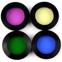 Wholesale Datyson Telescope filters set Four Color Filter Set Green Red Yellow Blue