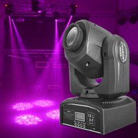 Wholesale 10W Led colors Mini Moving Head lights Led spots Light DMX Stage lighting Channels