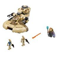 Wholesale BELA Star Wars War Chariot Figure Toys building blocks set marvel minifigures compatible with legoe