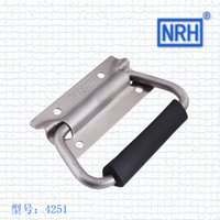Wholesale nahui silver notes box handle bag handle air box handle stainless steel handle nahui