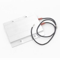 aluminum thin film - High Quality Heating Element mm x mm x mm Constantly Temperature PTC Thin Film Heating Plate
