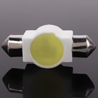 Wholesale 2 New Design COB Car Interior Lights mm w White bulb