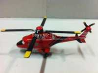 Wholesale Pixar Planes Fire amp Rescue Blade Ranger Deluxe Red Helicopter Metal Diecast Toy Plane Loose New In Stock amp