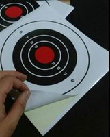 Wholesale bullseye target stickers in stock Adhesive Stickers