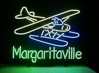 airplane sign - New Airplane Real Glass Neon Sign Light Beer Bar Pub Arts Crafts Gifts Lighting quot