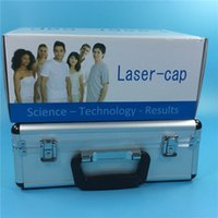best laser levels - Best price low level laser therapy hair loss laser cap hair grwoth products for men or woman DHL shipping