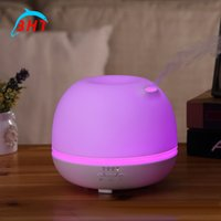air purifier led - Oil diffuser ultrasonic humidifier essential oil diffuser ultrasonic diffuser air purifier aroma diffuser humidifier aroma LED night light