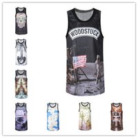 basketball jersey designs - 2016 New Design Digital printing Sport Vest Ultra light Breathable Basketball Jersey Sport Jerseys Training Jersey Gym Jerseys Mesh Jerseys