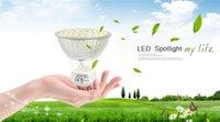Wholesale GU10 LED Lamp W LED Bulb V LEDS LM Warm White Nature White Light LED Spotlight Quartz Glass Led Bulbs