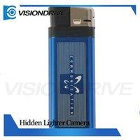 Wholesale KSAD Q8 Black Mini HD DVR Lighter Pinhole Camera pinhole video camera Portable Mini HD Camera