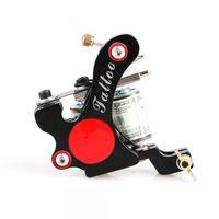 beautiful motors - Beautiful Rotary Machine Gun for shade Captial Decorate Cast Iron Tattoo Motor Gun with high quality