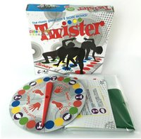 big cardboard - Hot Zorn toys Classic Twister Game Party Games The Dance Game Toys Family Board Game Educational Toy Christmas Gift