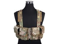 Wholesale Tactical Chest Rig LBT1961K Style Vest Emerson Hunting Shooting Vest Multicam MC500D