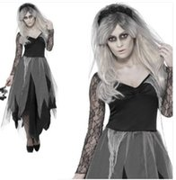 adult tv listings - New Listing Ghost Bride Sexy Gothic Manor Zombie Wedding Corpse Costume Adult Costume Halloween for Women Cosplay witch uniform