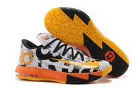 basket ball courts - Cheap KD Basketball Shoes KD VI What the KD Sports Shoes Basket Ball Boots Mens Trainer Kevin KD VI Athletics Footwear Sneakers