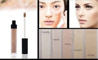 Wholesale 2016 new arrive high quality Radiant Creamy Concealer Anti Cernes Eclat Texture Cremeuse colors ml