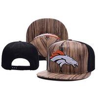baseball denver - Cool Denver Hip Hop Caps Snapback Fashion Broncos Adjustable Baseball Caps Autumn Summer Football Hats for Adults A064
