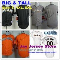 big marlin - Big Tall Miami Marlins Jersey Size S XL XL Jose Fernandez Giancarlo Stanton Dee Gordon Christian Yelich