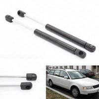audi struts - 2pcs Auto Tailgate Trunk Lift Supports Gas Struts for Volkswagen Passat Jetta Audi A4 Quattro A4 S4 Sedan