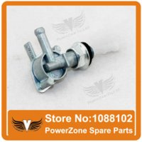 Wholesale Universal parts Fuel Taps Fuel tank switch Valve petcock Fit To Motorcycle Dirt Pit Bike