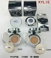 Wholesale 6 colors profession makeup gift kylie jenner face power Kylie face powder Studio Fix Powder Plus Foundation press make up face powder
