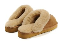 Wholesale warm Warm cotton slippers Men And Womens slippers Brand Designer Indoor cotton slippers Leather