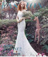 Wholesale 2016 Fashion Sweetheart Appliqued Wedding Dresses Charming Ruffles Sweep Train Pleatd Tulle Fabric Bridal Gowns Classic Garden Weddingdress
