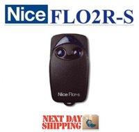 auto door replacement - Nice FLO2R S replacement garage door opener remote control top quality