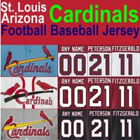 american pat - Stitched American Football Baseball Jerseys St Louis Cardinals Jerseys Patrick Peterson Pat Tillman Sports Jerseys Larry Fitzgerald Jerseys