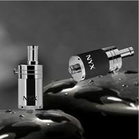 94f yocan España-Auténtica Yocan NYX vapor seco de la hierba atomizadores Cera vaporizador cuarzo doble bobina inferior de control de flujo de aire Vs Yocan Zap Pep 94F Tanque
