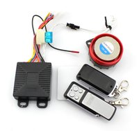 Wholesale new universal Motorcycle E bike Security Alarm System Theft Protection Remote Control Engine Start lt no tracking