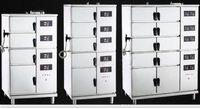 Wholesale HSC U G Ten Door Gas Digital Power Multifunctional Intelligent V kw Combination Steam Cabinet Fish Rice Hotel Catering Business