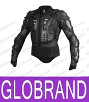 Wholesale Motorcycle Full Body Armor Jacket Motocross Protector Spine Chest Protection Gear M L XL XXL GLO482
