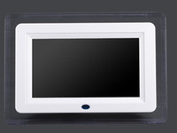 best video playback - Xmas best gift for holidays promotional gift inch screen digital picture frame with video and photo playing