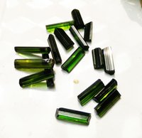 antique natural tourmaline ring - Natural Green Tourmaline Original Stone Carving Raw Ore Do Ring Noodles Do National Inspect