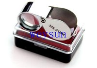 Wholesale 30x mm Lens Jewelry Magnifier Illuminated Loupe withLED