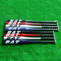 Wholesale New Inch Aluminum Alloy Lightweight Sports Baseball Bat Softball Bat Red Blue Silver Black Y0467