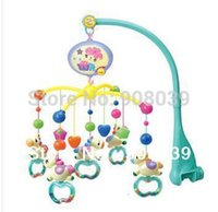 baby bedding carousel - lowest price best quality rattle baby toy carousel shape musical recreation ground baby mobile bed bell with music