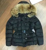 belted puffer coat - Fashion Womens Fabrefox Black Quilted Puffer Down Jacket Coat belt BRAND NEW SIZE S XL