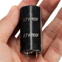 Wholesale Lowest price Original Super Capacitor V100F mm Farad Capacitor