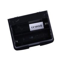 battery bag aa - FBA Battery Case for Yaesu VX R VX R VX R VX AA ALKALINE Battery Pack Case Bags Two Way Radio Walkie Talkie