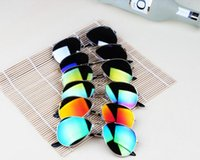 awning accessories - HOT Kids Sunglass Children Beach Supplies Sunglasses Childrens Fashion Accessories Sunscreen baby for boys Girls awning kids Glasses