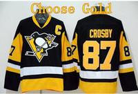 baseball stadiums - New Pittsburgh Penguins Sidney Crosby Jersey Winter Classic Throwback Stadium Series Sidney Crosby Ice Hockey Jerseys Sports