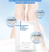 Wholesale pilaten g Painless Depilatory Cream Legs Depilation Cream For Hair Removal For Armpit Legs Hair Removal Cream
